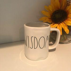 Rae Dunn wisdom mug